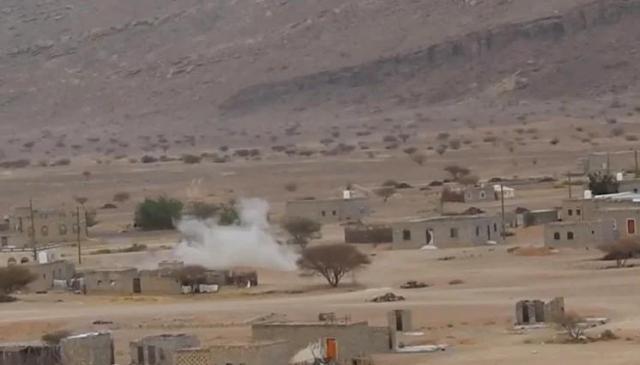 مارب.. سقوط مواقع استراتيجية بيد قوات صنعاء و يتقدمون باتجاه حقول صافر النفطية