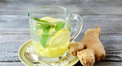 شاي الزنجبيل من أكبر وأهم المشروبات لتنظيف الكبد حقيقه مثبتة أم حيلة تسويقية