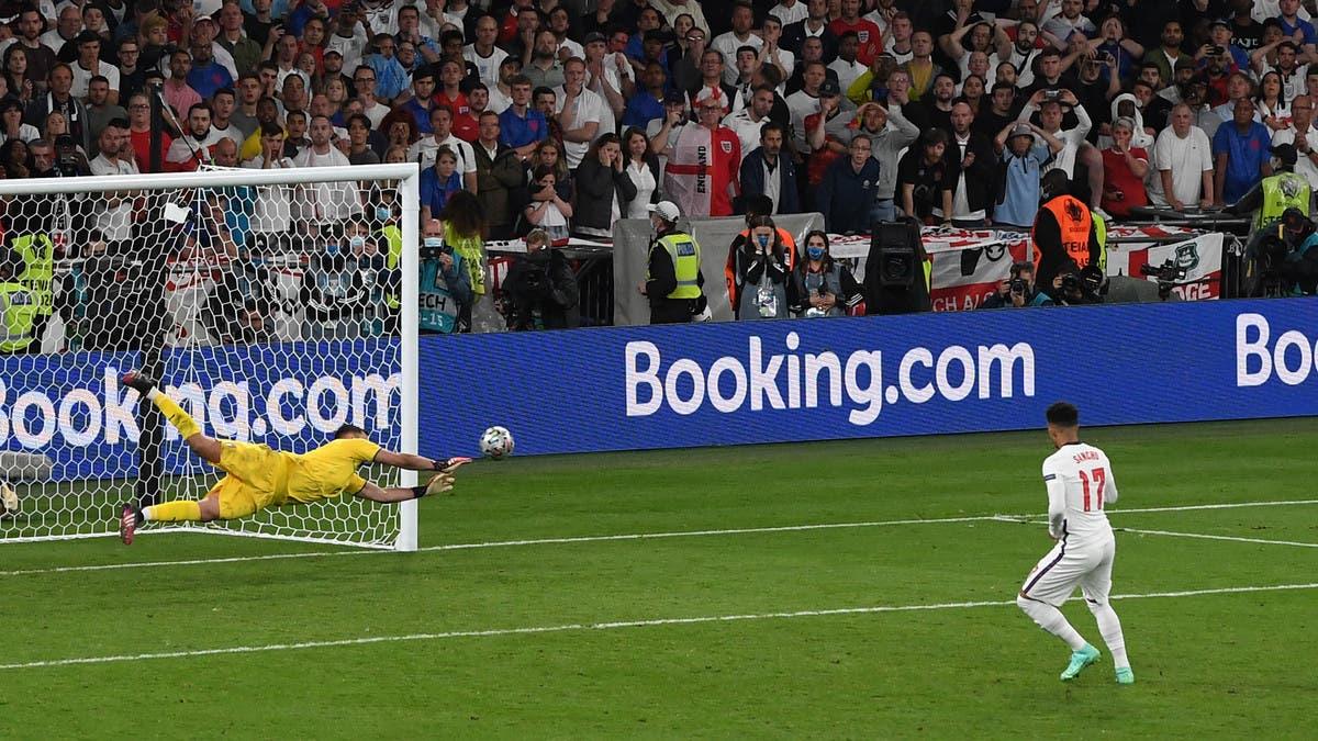 إيطاليا تهزم إنجلترا وتتوج بلقب يورو 2020 - نتيجة مباراة انجلترا و ايطاليا بين سبورت - بث مباشر - في نهائي يورو 2020 HD Live مباشرة الان جول العرب