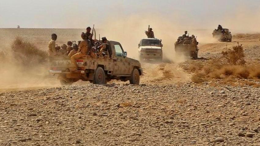 أنباء عن سقوط مديرية الجوبة بيد قوات صنعاء جنوب مدنية مأرب وظهور مفاجئ لمقاتلين من أمام منزل مفرح بحيبح