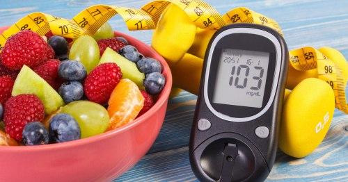 فاكهة تخفض مستوي السكر بالدم .