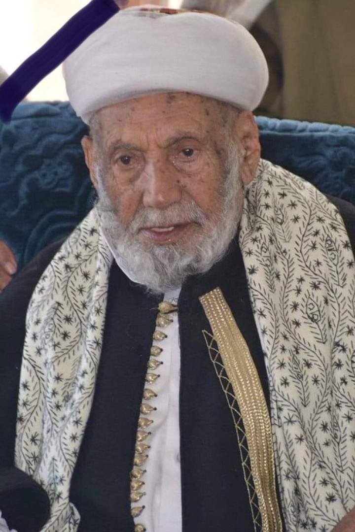 الشيخ صالح بن شاجع يعزي في رحيل القاضي العلامة محمد بن اسماعيل العمراني