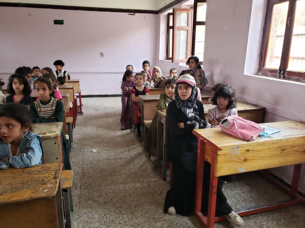تفقد أنشطة المراكز الصيفية في مديرتي صنعاء القديمة والتحرير بأمانة العاصمة*.